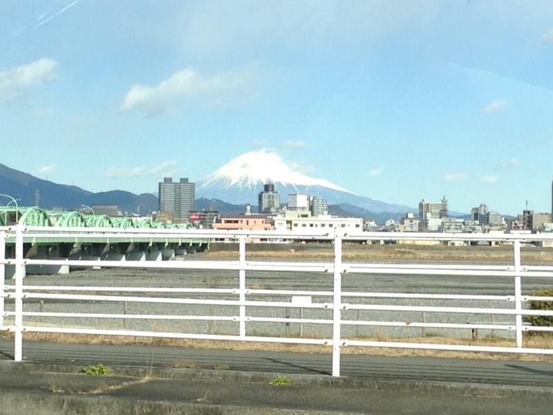 本日は静岡遠征