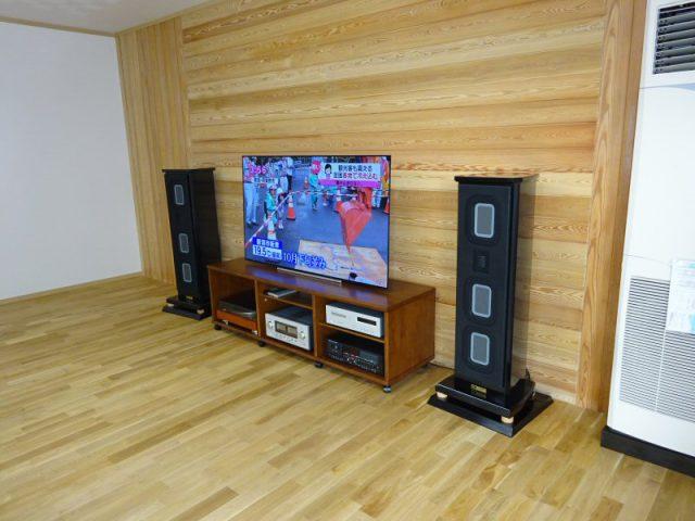 テレビ配達&オーディオ機器移動