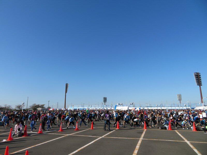 第22回ジュビロメモリアルマラソン