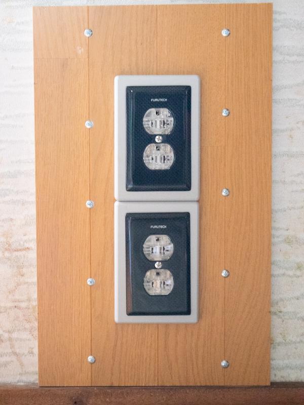電源の専用回路工事