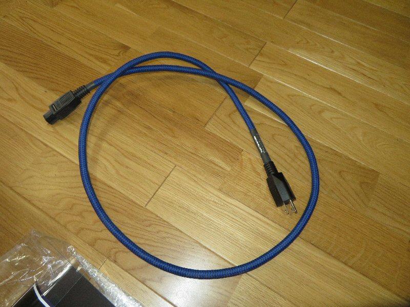 電源ケーブルの交換