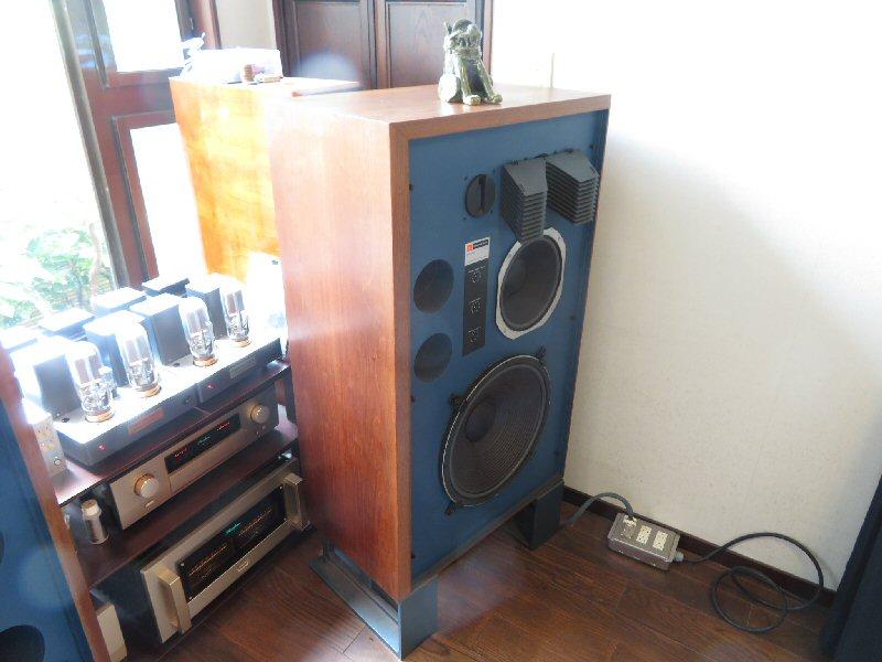 JBL スタジオモニター4344の配達